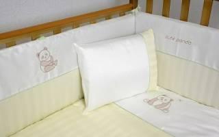 Защита на кроватку своими руками: инструменты, материалы, технология