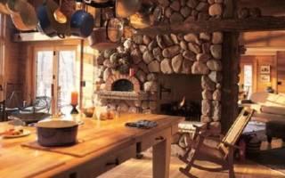 Строительство каменной дровяной печи
