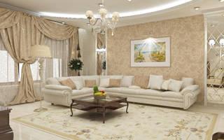 Ковры в спальню классического стиля: критерии правильного выбора