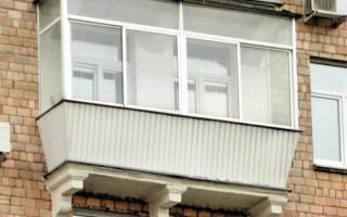 Остекление балконов в сталинских домах: виды, инструменты, монтаж (фото)