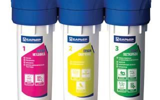 Какими бывают квартирные фильтры для очистки воды
