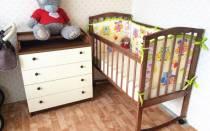 Кровать качалка детская своими руками в домашних условиях