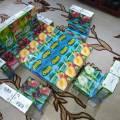 Создание бытовых предметов из коробок из-под сока
