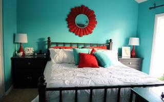 Подбираем цвет в спальню: благоприятные оттенки