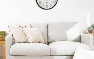 Часы в интерьере: виды, стили, особенности