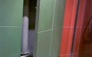 Замена сантехники в ванной своими руками