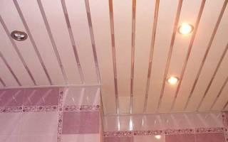 Монтаж подвесного потолка из панелей: установка каркаса