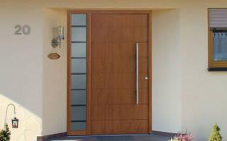 Двери для дачи – правила выбора, как не ошибиться?