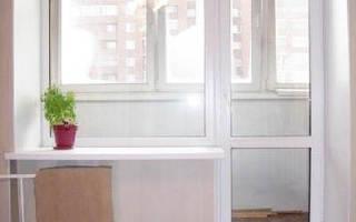 Пластиковые балконные двери – вопросы монтажа и ухода