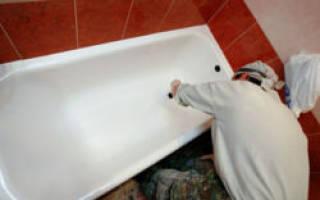 Монтирование ванны своими руками