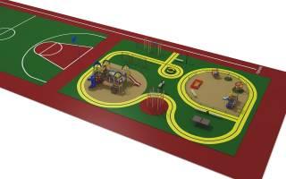 Как создать игровую зону для детей в саду?