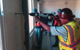 Чем сверлить бетон: инструменты, приспособления, советы