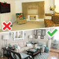 Оформление маленькой гостиной больше не проблема!