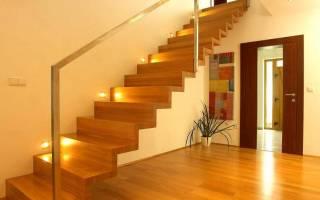 Облицовка лестницы деревом — красиво и надежно