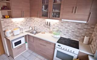 Особенности отделки и дизайна кухни в хрущевке