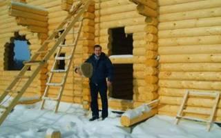 Как произвести конопатку деревянного дома?