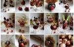 Поделки из желудей для дома — делаем вместе с детьми (26 фото)