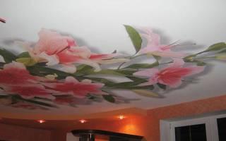 Идеи для потолка своими руками — особенности