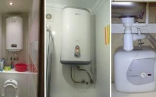 Электрические водонагреватели: установка своими руками