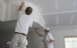 Инструктаж по установке натяжных потолков своими руками