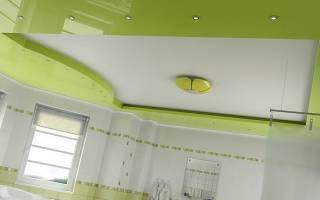 Какой бывает дизайн двухуровневых потолков?