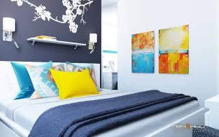 Современный интерьер спален