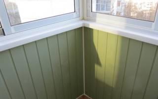 Отделка потолка на балконе пластиковыми панелями своими руками (фото и видео)