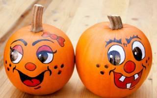 Осенние поделки: что сделать из тыквы и как ее украсить (25 фото)