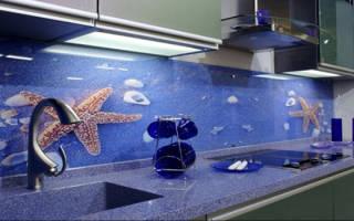 Оригинальные и стильные идеи декора стен на кухне