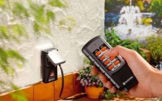 Радиоуправляемые розетки для дома