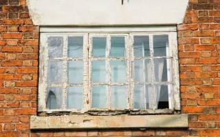 Реставрация деревянных окон. как восстановить старое окно?