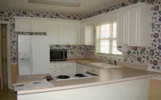 Чем отделать стены на кухне — оптимальные варианты