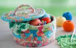 Плетеные корзинки своими руками (34 фото)