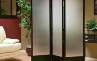 Как сделать декоративную ширму для комнаты своими руками (12 фото)