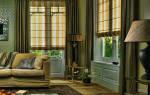 Рулонные шторы: практичность и уют