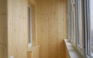 Выполняем отделку балкона правильно: основные правила