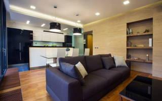 Виды освещения в интерьере: в кухне, гостиной