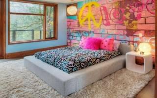 Проекты подростковых комнат