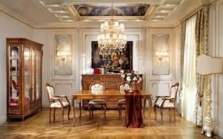 Ключевые особенности отделки гостиной