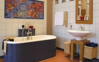 Как дешево отделать ванную комнату: на чем можно сэкономить?