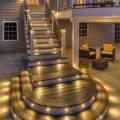 Освещение лестницы в доме – 100 фото лучших идей от профи!