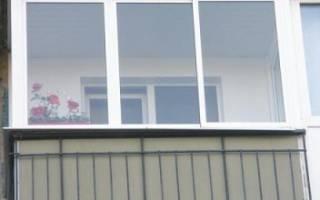 Как и чем застеклить лоджию и балкон