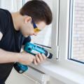 Ремонт пластиковых окон своими руками в домашних условиях: устранение проблем (видео)