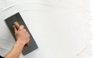 Как определить расход штукатурки на 1 м2