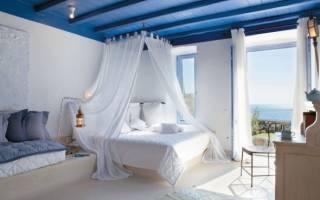 Как сделать балдахин над кроватью?