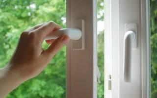Уход за пластиковыми окнами (фото и видео)
