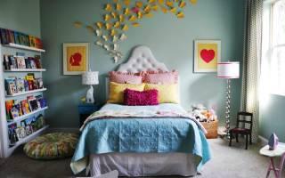 Декор детской комнаты своими руками: идеи