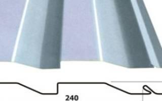 Размеры сайдинга: ширина и длина панели