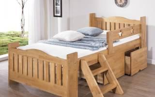 Как сделать детскую кроватку