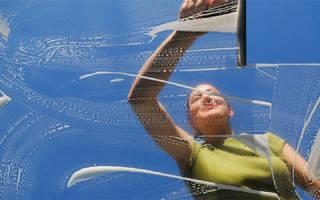 Как правильно мыть окна? сделаем стекла кристально чистыми!